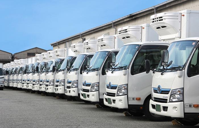 トラック運送業の基本情報